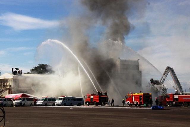 Thông tư 18/2020/TT-BCA quy định về thực hiện dân chủ trong công tác phòng cháy, chữa cháy và cứu nạn, cứu hộ