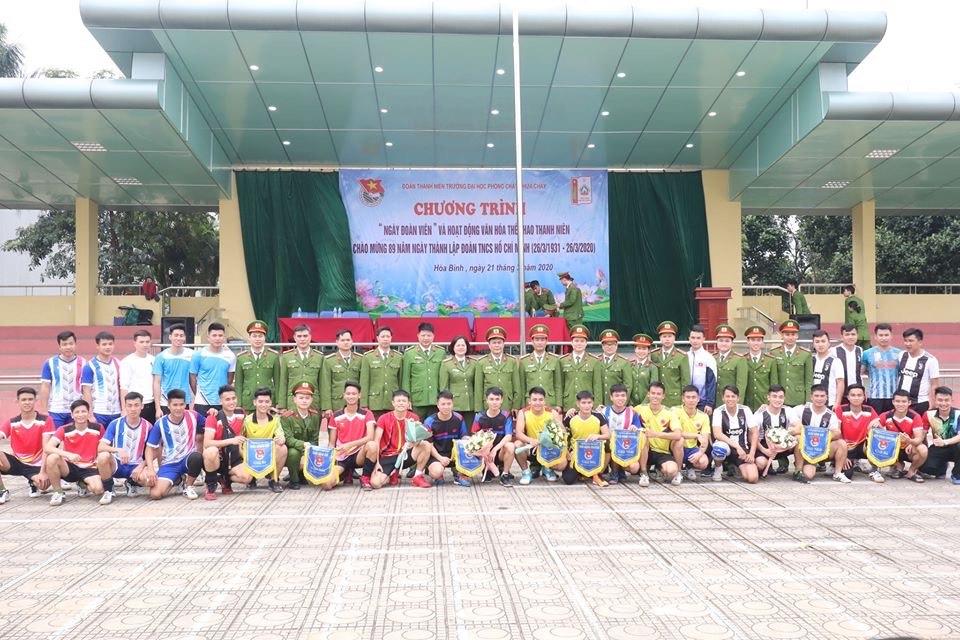 """Chương trình """"Ngày đoàn viên"""" và hoạt động văn hóa thể thao chào mừng 89 năm Ngày thành lập Đoàn Thanh niên Cộng sản Hồ Chí Minh (26/3/1931-26/3/2020)"""