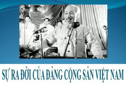 Sự ra đời của Đảng Cộng sản Việt Nam nằm trong quy luật vận động của cách mạng thế giới