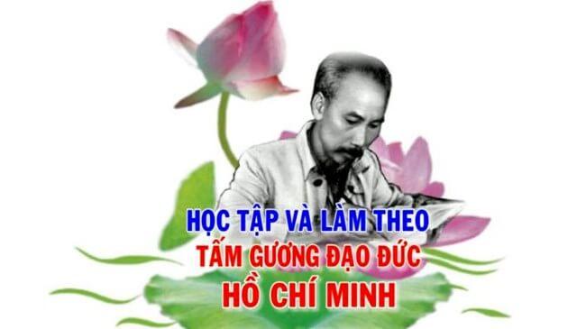 Trường Đại học PCCC đẩy mạnh học tập và làm theo tư tưởng, đạo đức, phong cách Hồ Chí Minh