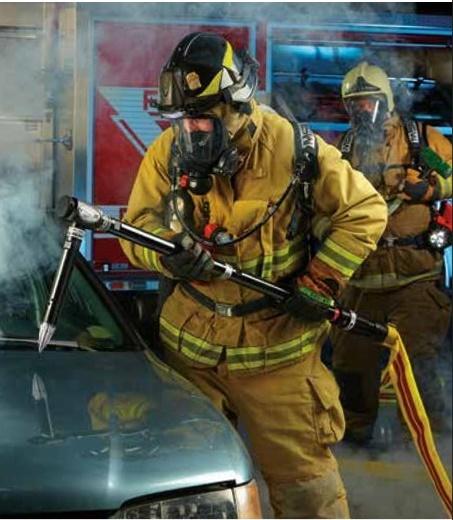Lăng chữa cháy dạng đâm xuyên, ưu điểm và những ứng dụng trong chữa cháy