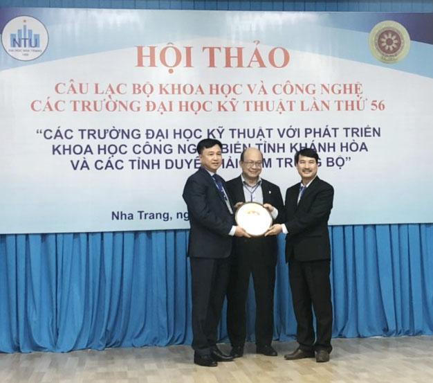 Trường Đại học PCCC tham gia diễn đàn Hội thảo Câu Lạc bộ khoa học và công nghệ các Trường Đại học Kỹ thuật lần thứ 56 năm 2020 tại Nha Trang