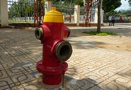 Những quy định về hệ thống cung cấp nước chữa cháy bên trong nhà và công trình
