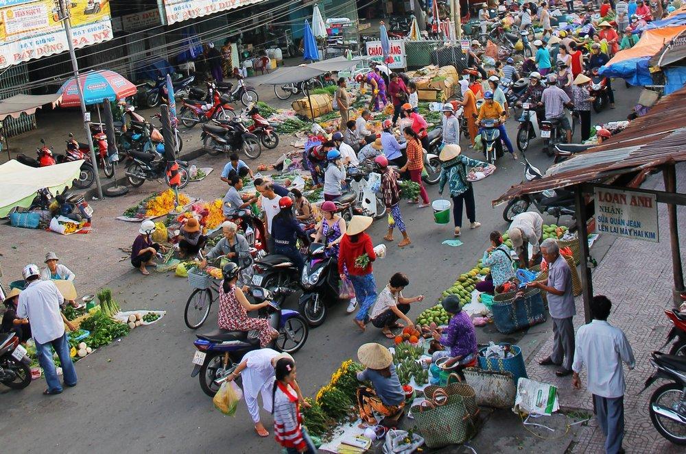 An toàn PCCC đối với chợ Tết xưa và nay