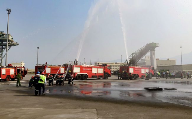 Canh lửa ở khu kinh tế lớn nhất Hà Tĩnh