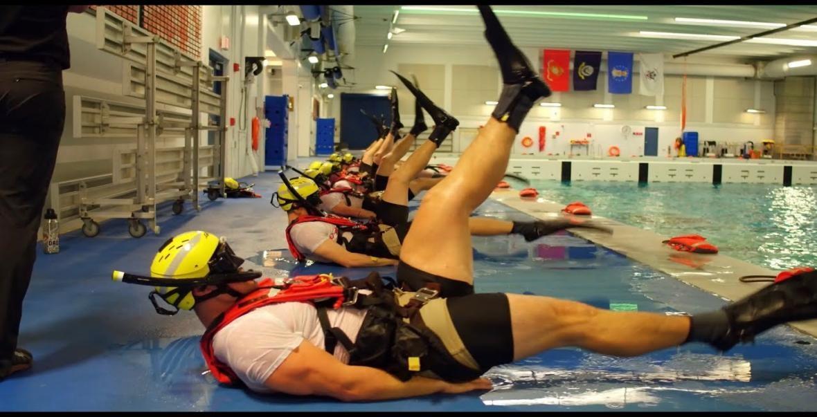 Lực lượng Tuần duyên Hoa Kỳ huấn luyện cứu nạn, cứu hộ như thế nào?
